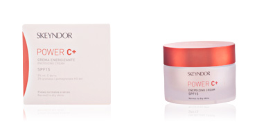 Skeyndor POWER C+ energizing cream SPF15 normal to dry skins 50 ml