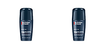 Biotherm HOMME DAY CONTROL 72h déo roll-on 75 ml