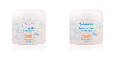 Johnson's BASTONCILLOS cotton 200 pz