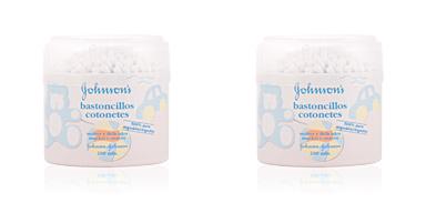 Johnson's BASTONCILLOS cotton 200 pz