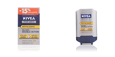 Nivea  MEN Q10 DOUBLE ACTION after shave balm 100 ml