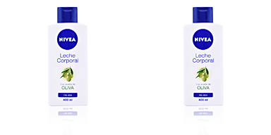 Nivea ACEITE DE OLIVA body milk 400 ml