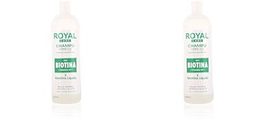 Anian ROYAL CARE champú cosmético biotina & keratina 1000 ml