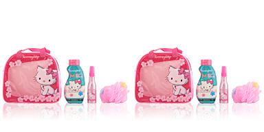 Hello Kitty CHARMMY KITTY BATH BAG SET 4 pz