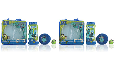 Cartoon MONSTERS UNIVERSITY LOTE 3 pz