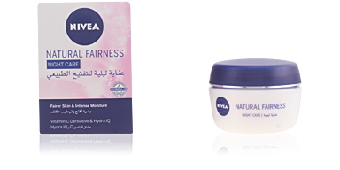 Nivea NATURAL FAIRNESS  night cream 50 ml