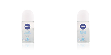 Nivea FRESH NATURAL deo roll-on 50 ml