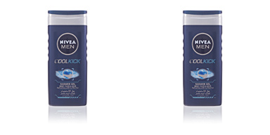 Nivea MEN COOL KICK duschgel 250 ml