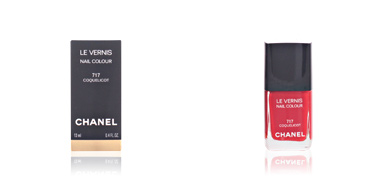Chanel LE VERNIS #717-coquelicot 13 ml