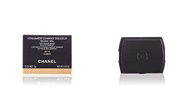 Chanel VITALUMIERE COMPACT DOUCEUR refill #50-beige 13 gr