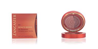 Lancaster INFINITE BRONZE lip variations #004-brown 1,8 gr