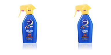 Nivea NIVEA SUN NIÑOS protector hidratante zerstäuber SPF50+ 300 ml