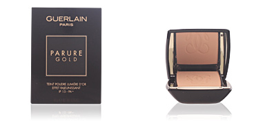 Guerlain PARURE GOLD fdt compact #03-beige naturel 10 gr