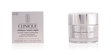 Clinique SMART NIGHT custom-repair moisturizer PMG 50 ml