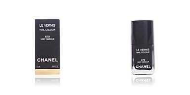 Chanel LE VERNIS#679-vert obscur 13 ml