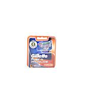 Gillette FUSION PROGLIDE recambio cuchillas afeitar 4 uds
