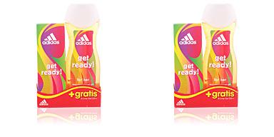 Adidas ADIDAS GET READY WOMAN SET 2 pz
