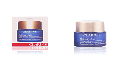 Clarins MULTI-ACTIVE crème légère nuit 50 ml