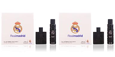Sporting Brands REAL MADRID BLACK SET 2 pz