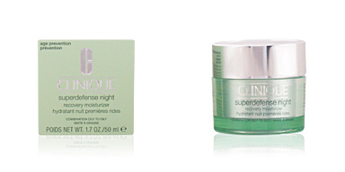 Clinique SUPERDEFENSE NIGHT recovery moisturizer PMG 50 ml