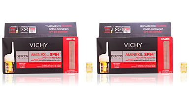 Vichy DERCOS AMINEXIL SP94 COFFRET 19 pz