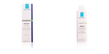 La Roche Posay KERIUM shampooing gel antipelliculaire micro-exfoliant 200ml