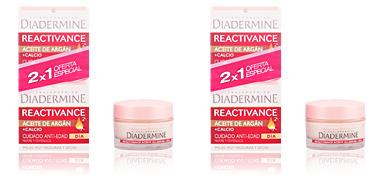 Diadermine REACTIVANCE ACEITE ARGAN ZESTAW 2 pz