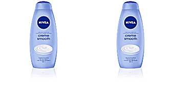 Nivea SMOOTH shower cream 750 ml