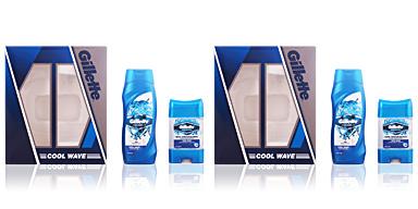Gillette ARTIC ICE SET 2 pz