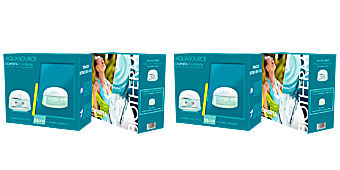 AQUASOURCE TOTAL EYE REVITALIZER SET 2 pz