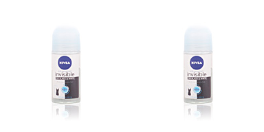 Nivea BLACK & WHITE INVISIBLE PURE deo roll-on 50 ml