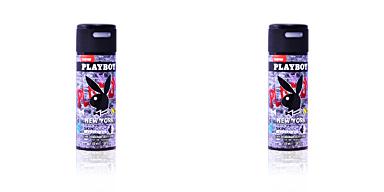 Playboy PLAYBOY NEW YORK HIM deo spray 150 ml