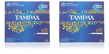Tampax TAMPAX REGULAR tampón 30 uds