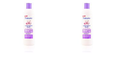 Babaria AJO acondicionador fortalecedor cabello 400 ml