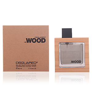 HE WOOD edt vaporizador 50 ml