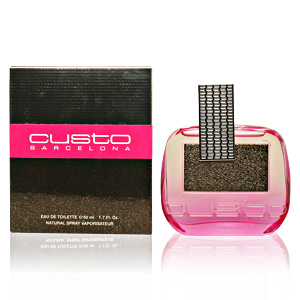 CUSTO edt vaporizador 50 ml