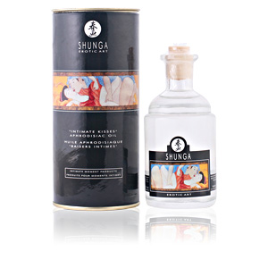 SHUNGA intimate kisses oil vainilla 100 ml