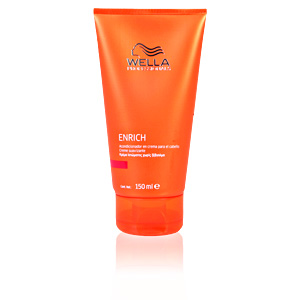 ENRICH straight leave in cream 150 ml