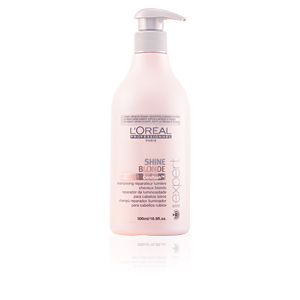SHINE BLONDE shampoo for blond hair 500 ml