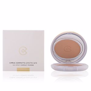 SILK EFFECT compact powder #04-cappuccino 7 gr