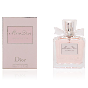 MISS DIOR edt vaporizador 50 ml