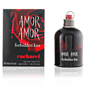 AMOR AMOR FORBIDDEN KISS edt vaporizador 100 ml