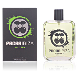 PACHA MAN WILD SEX edt vaporizador 100 ml
