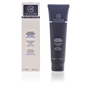 LINEA UOMO moisturizing cleansing foam 150 ml