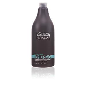 HOMME energic shampoo 750 ml