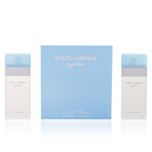 LIGHT BLUE DUO LOTE 2 pz
