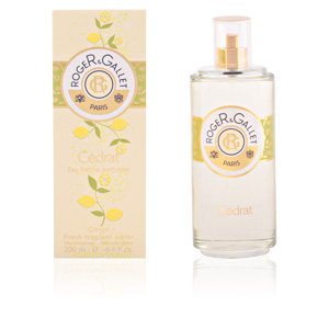 CÉDRAT eau fraîche parfumée vaporizador 200 ml