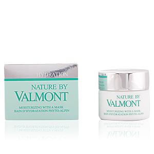 NATURE moisturizing with a mask 50 ml