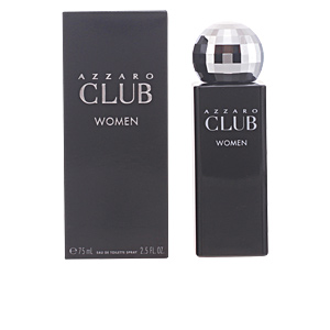 AZZARO CLUB WOMEN edt vaporizador 75 ml