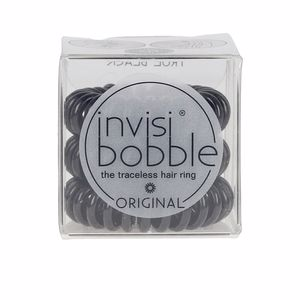 INVISIBOBBLE black 3 uds